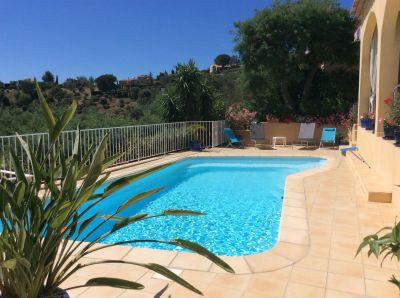 Attractive Schwimmbad Mietobjekt Villa 114556 Bormes Les Mimosas