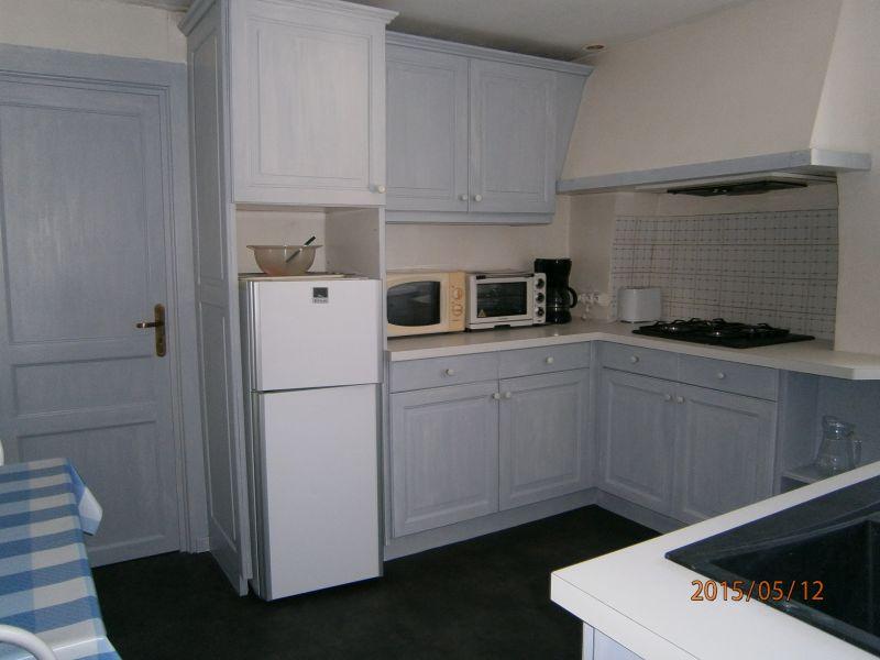 separate Küche Mietobjekt Appartement 67987 Biarritz
