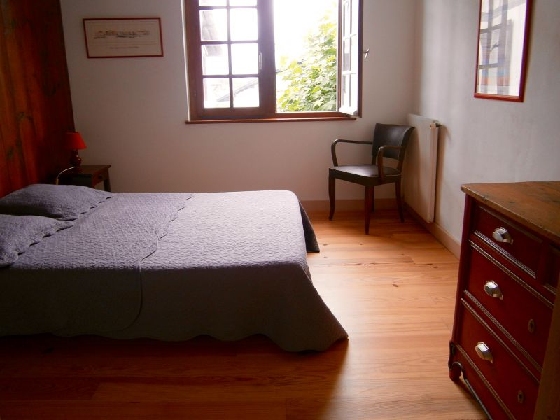 Schlafzimmer 2 Mietobjekt Appartement 67987 Biarritz