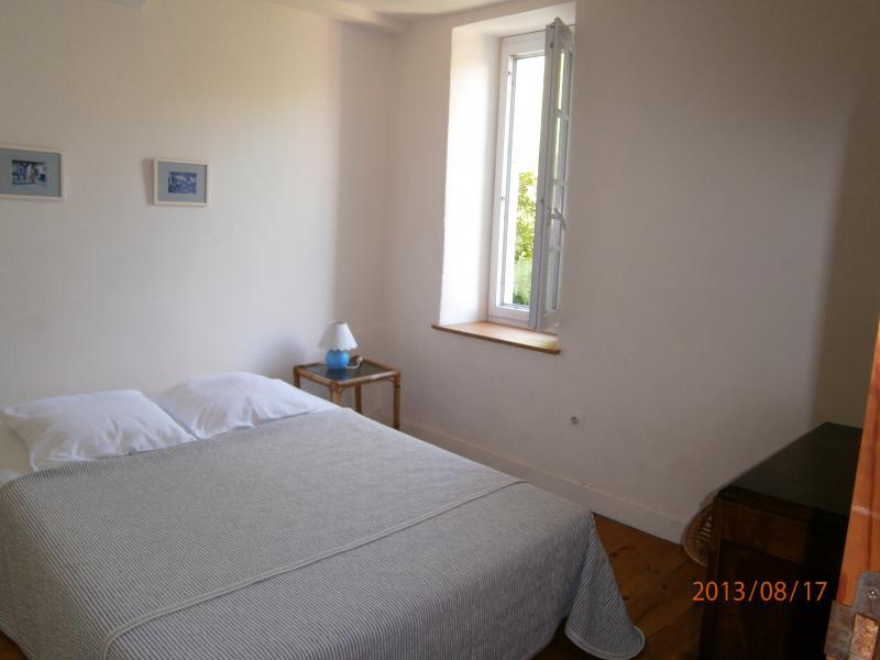 Schlafzimmer 1 Mietobjekt Appartement 67987 Biarritz