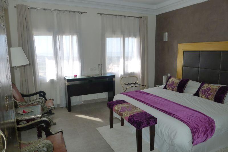 Schlafzimmer 4 Mietobjekt Villa 76643 Agadir