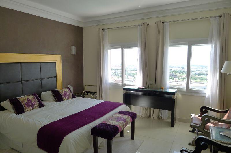 Schlafzimmer 6 Mietobjekt Villa 76643 Agadir