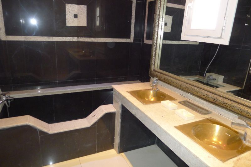 Badezimmer 5 Mietobjekt Villa 76643 Agadir