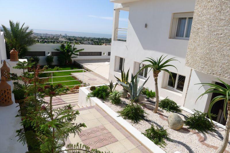 Garten Mietobjekt Villa 76643 Agadir
