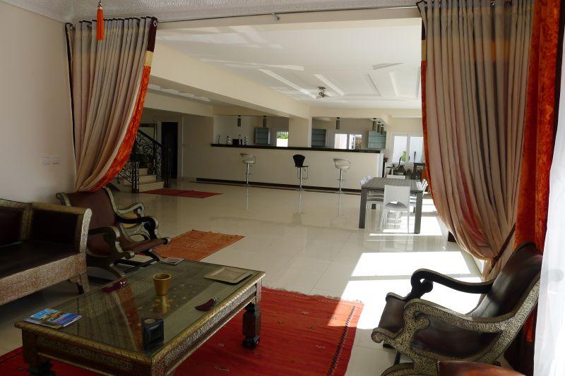 Esszimmer Mietobjekt Villa 76643 Agadir