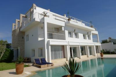 Ansicht des Objektes Mietobjekt Villa 76643 Agadir