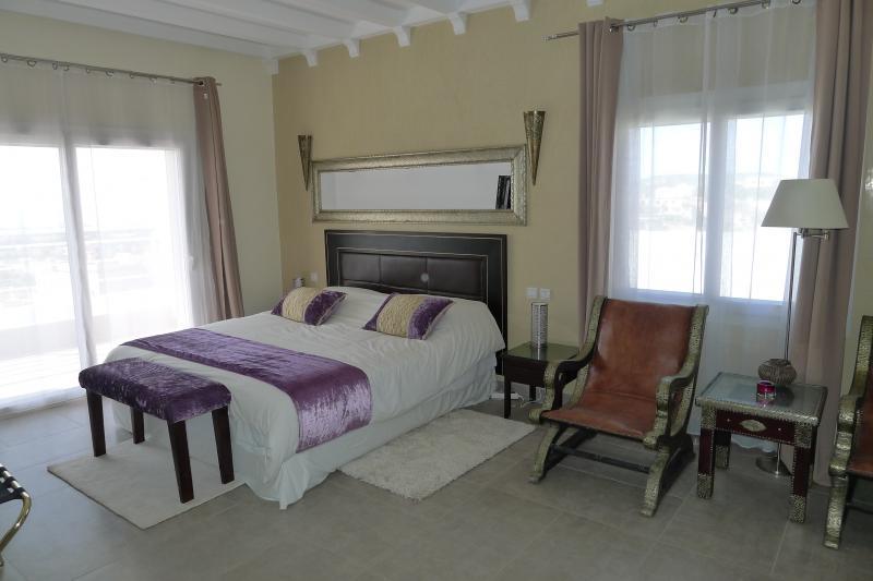 Schlafzimmer 2 Mietobjekt Villa 76643 Agadir
