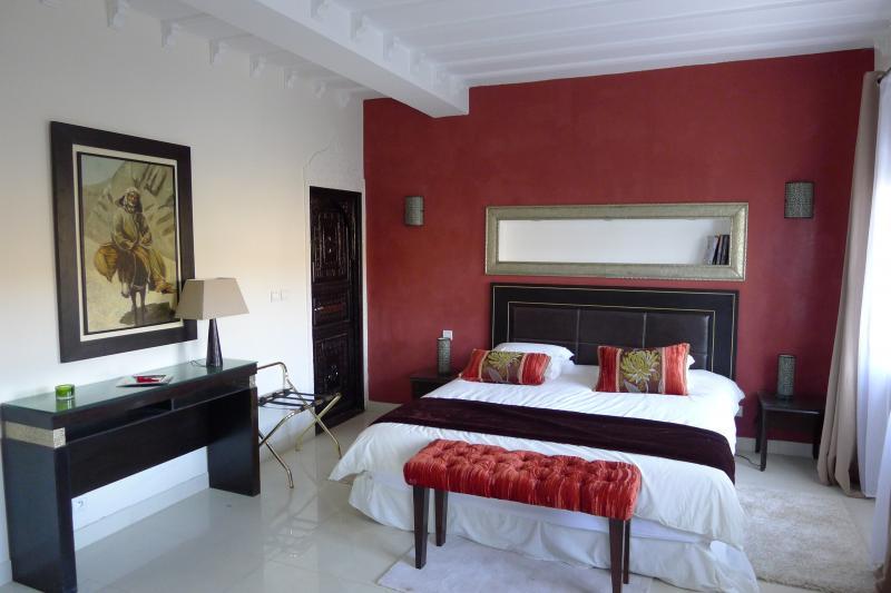 Schlafzimmer 3 Mietobjekt Villa 76643 Agadir