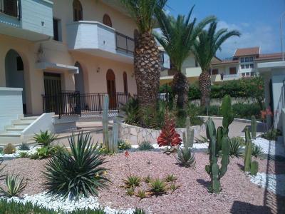 Garten Mietobjekt Haus 78506 Avola
