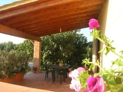 Ausblick aus der Ferienunterkunft Mietobjekt Appartement 79440 Sciacca