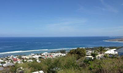 Ausblick aus der Ferienunterkunft Mietobjekt Appartement 82923 Saint Leu