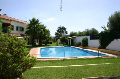 Schwimmbad Mietobjekt Villa 87838 Lissabon