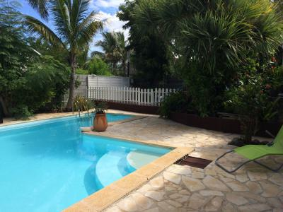 Schwimmbad Mietobjekt Villa 94547 Etang Sal� - Avirons