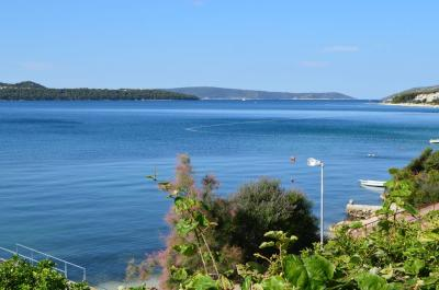 Ausblick aus der Ferienunterkunft Mietobjekt Villa 97007 Trogir
