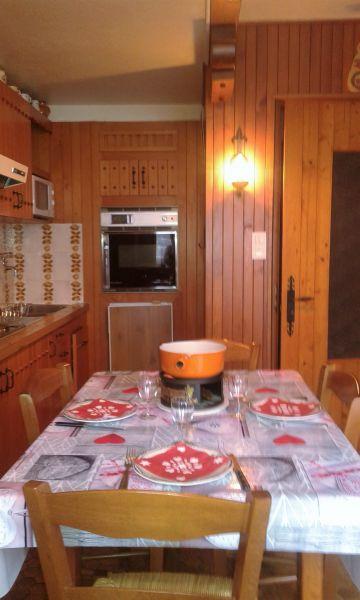 separate Küche Mietobjekt Appartement 97632 Notre Dame de Bellecombe
