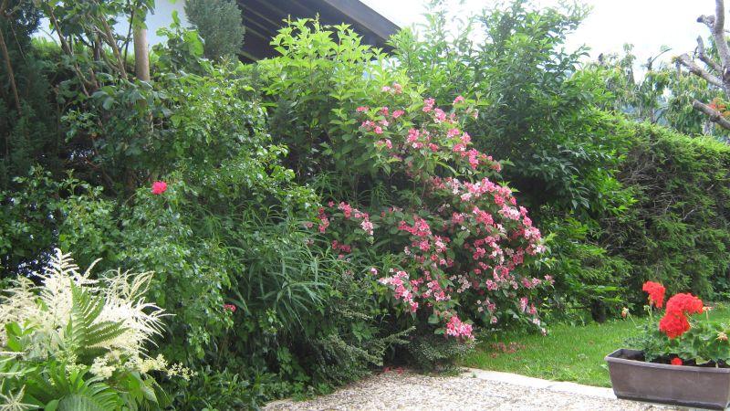 Garten Mietobjekt Appartement 97632 Notre Dame de Bellecombe