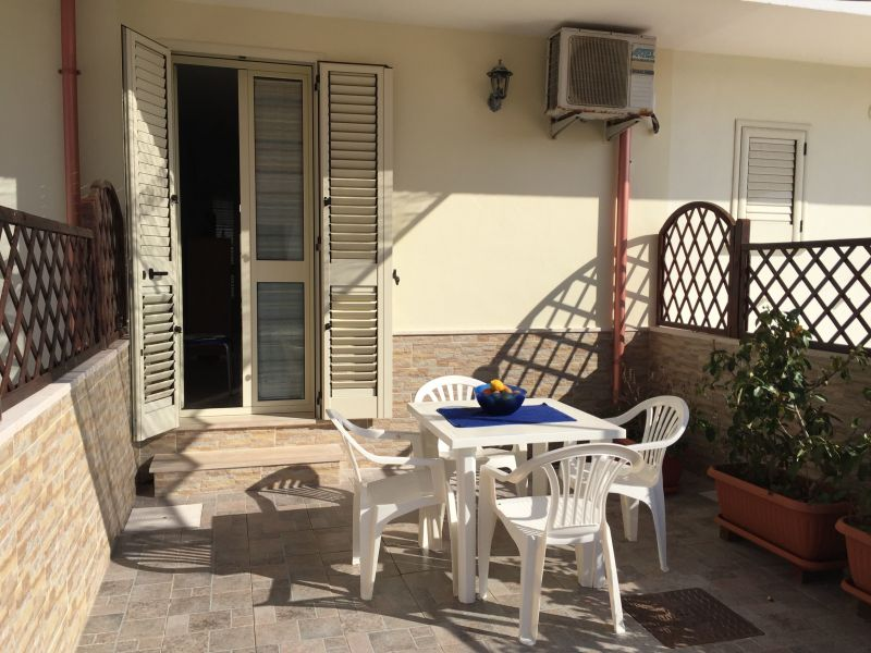 Veranda Mietobjekt Appartement 97977 Ugento - Torre San Giovanni