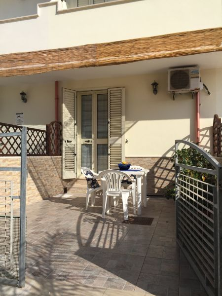 Eingang Mietobjekt Appartement 97977 Ugento - Torre San Giovanni