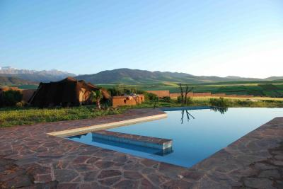 Schwimmbad Mietobjekt Ferienunterkunft auf dem Land 99942 Marrakesch
