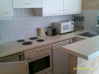Kochnische Mietobjekt Appartement 101808 De Panne