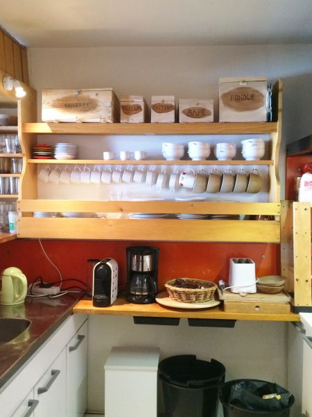 offene Küche Mietobjekt Appartement 106655 Les Arcs