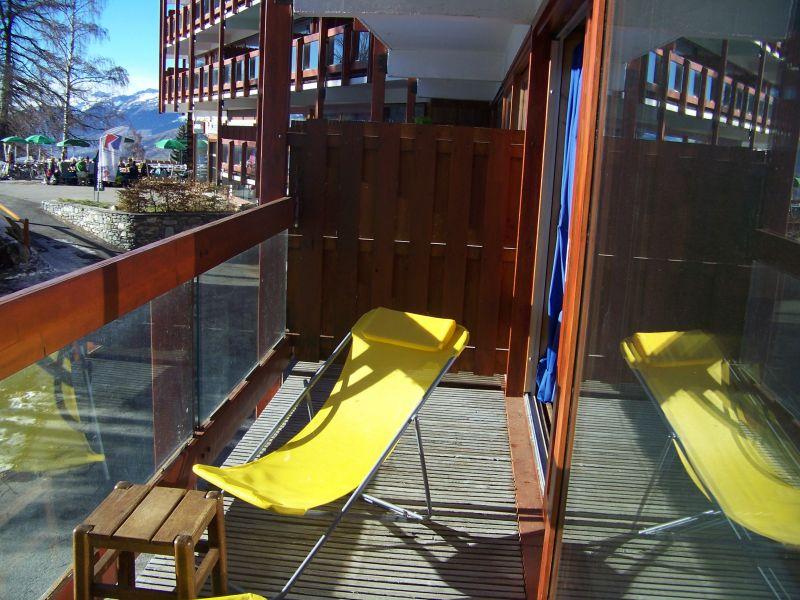 Terrasse Mietobjekt Appartement 106655 Les Arcs