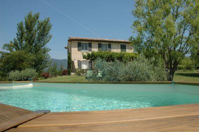 Ansicht des Objektes Mietobjekt Villa 108812 Lourmarin