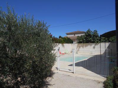 Schwimmbad Mietobjekt Villa 111549 Saint Rémy de Provence