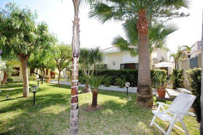 Garten Mietobjekt Villa 115324 Avola