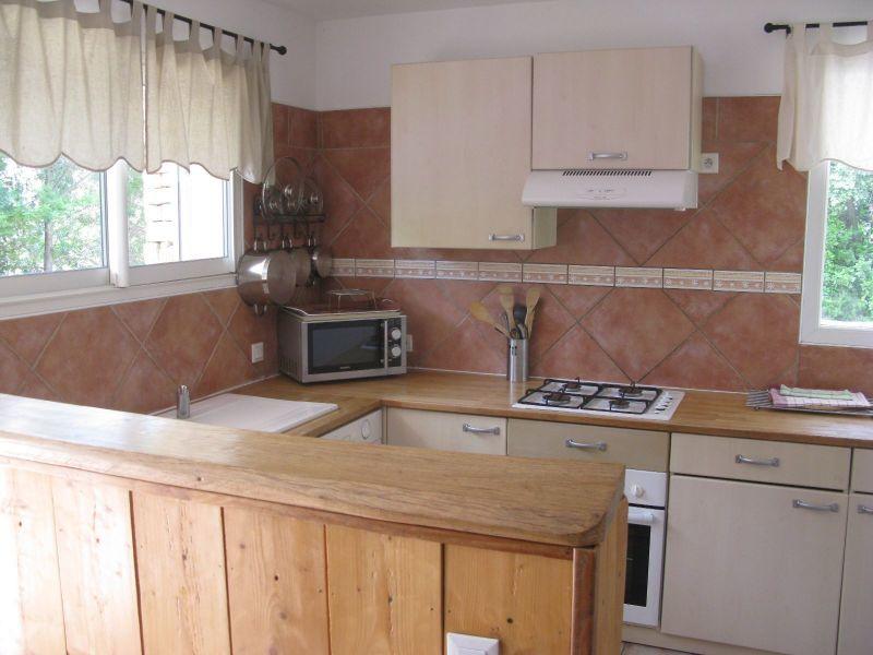 offene Küche Mietobjekt Ferienunterkunft auf dem Land 117013 Montpellier