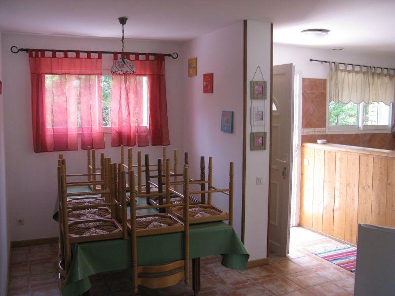 Esszimmer Mietobjekt Ferienunterkunft auf dem Land 117013 Montpellier