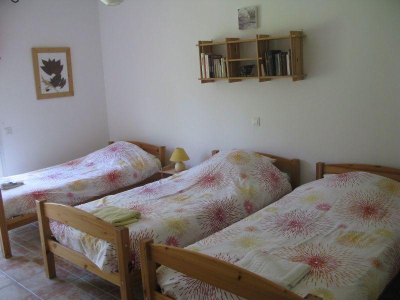 Schlafzimmer 1 Mietobjekt Ferienunterkunft auf dem Land 117013 Montpellier