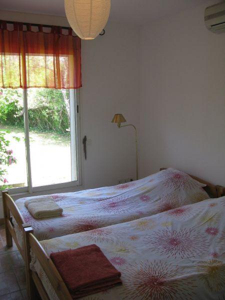 Schlafzimmer 2 Mietobjekt Ferienunterkunft auf dem Land 117013 Montpellier
