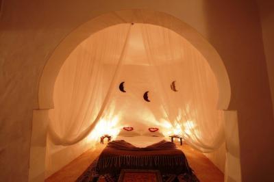 Schlafzimmer Mietobjekt Haus 65277 Djerba