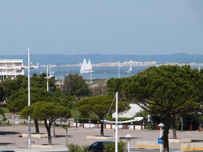Ausblick aus der Ferienunterkunft Mietobjekt Studio 68859 Port Camargue