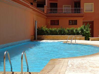 Schwimmbad Mietobjekt Appartement 70577 Marrakesch