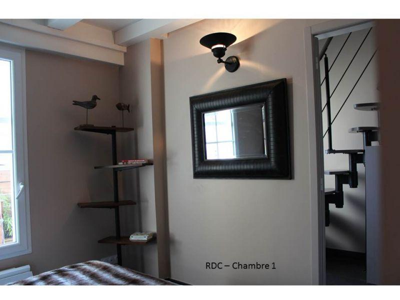 Schlafzimmer 1 Mietobjekt Ferienunterkunft auf dem Land 80951 Andernos les Bains