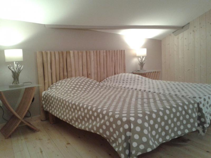 Schlafzimmer 2 Mietobjekt Ferienunterkunft auf dem Land 80951 Andernos les Bains