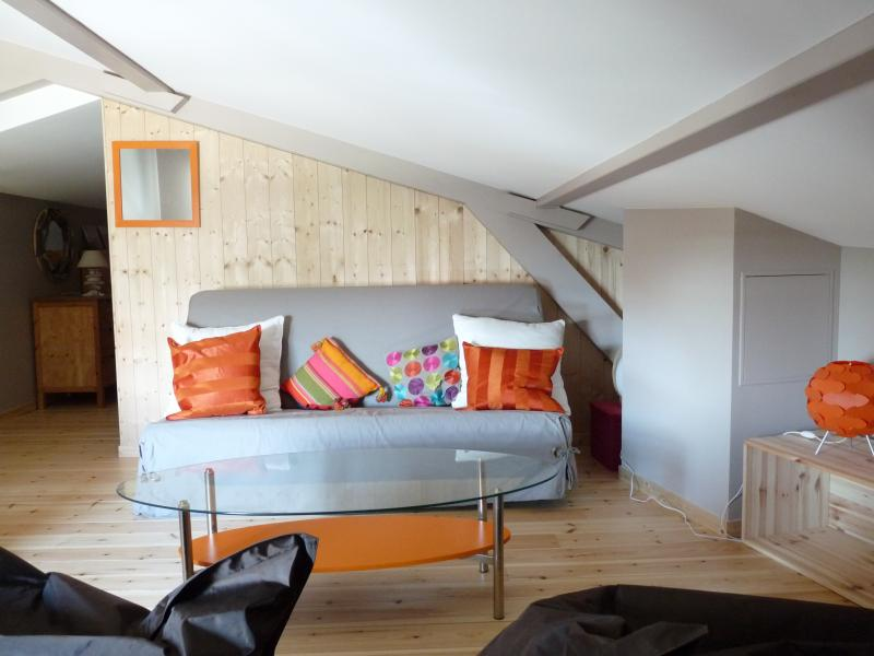 Schlafzimmer 3 Mietobjekt Ferienunterkunft auf dem Land 80951 Andernos les Bains