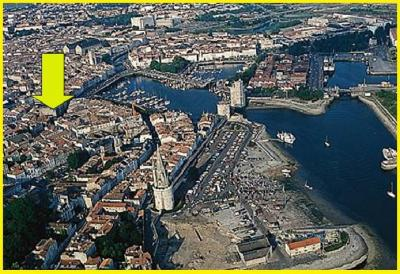 Grundriss des Objektes Mietobjekt Appartement 84130 La Rochelle