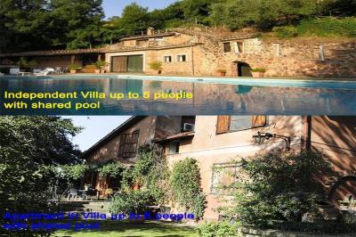 Ansicht des Objektes Mietobjekt Villa 91665 Rom