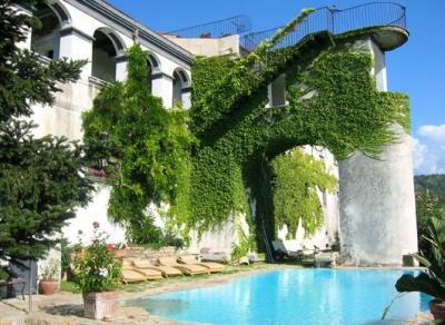 Schwimmbad Mietobjekt Villa 91702 Paestum