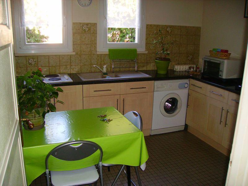separate Küche Mietobjekt Appartement 94359 Annecy