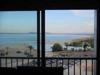 Ausblick aus der Ferienunterkunft Mietobjekt Appartement 98699 Empuriabrava