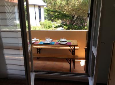 Balkon Mietobjekt Appartement 100287 Seignosse