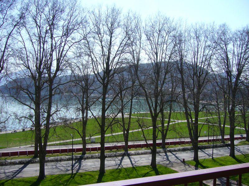 Ausblick vom Balkon Mietobjekt Appartement 106034 Annecy