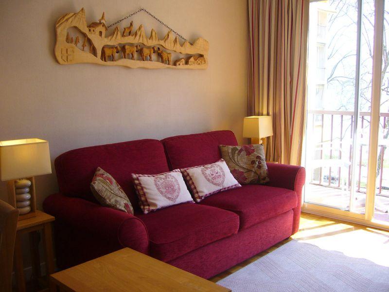 Wohnzimmer Mietobjekt Appartement 106034 Annecy