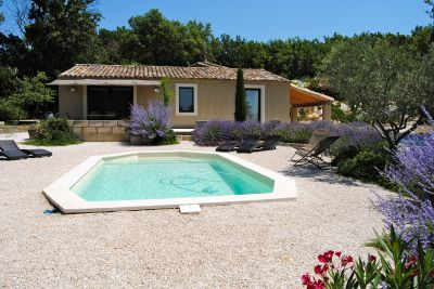 Ansicht des Objektes Mietobjekt Villa 110842 Saint Rémy de Provence