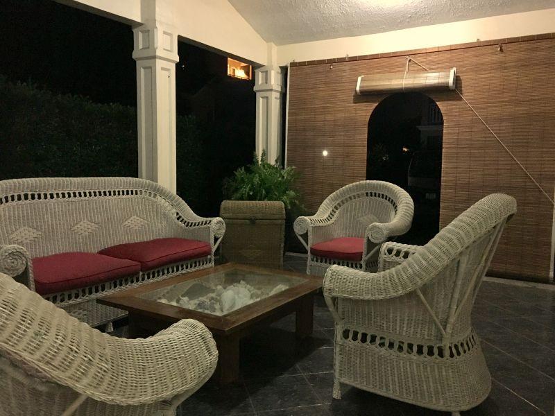 Terrasse Mietobjekt Haus 111668 Flic-en-Flac