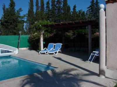 Schwimmbad Mietobjekt Villa 113395 Saint Cyprien